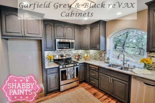 Shabby Paints Chalk Painted Kitchen Cabinets