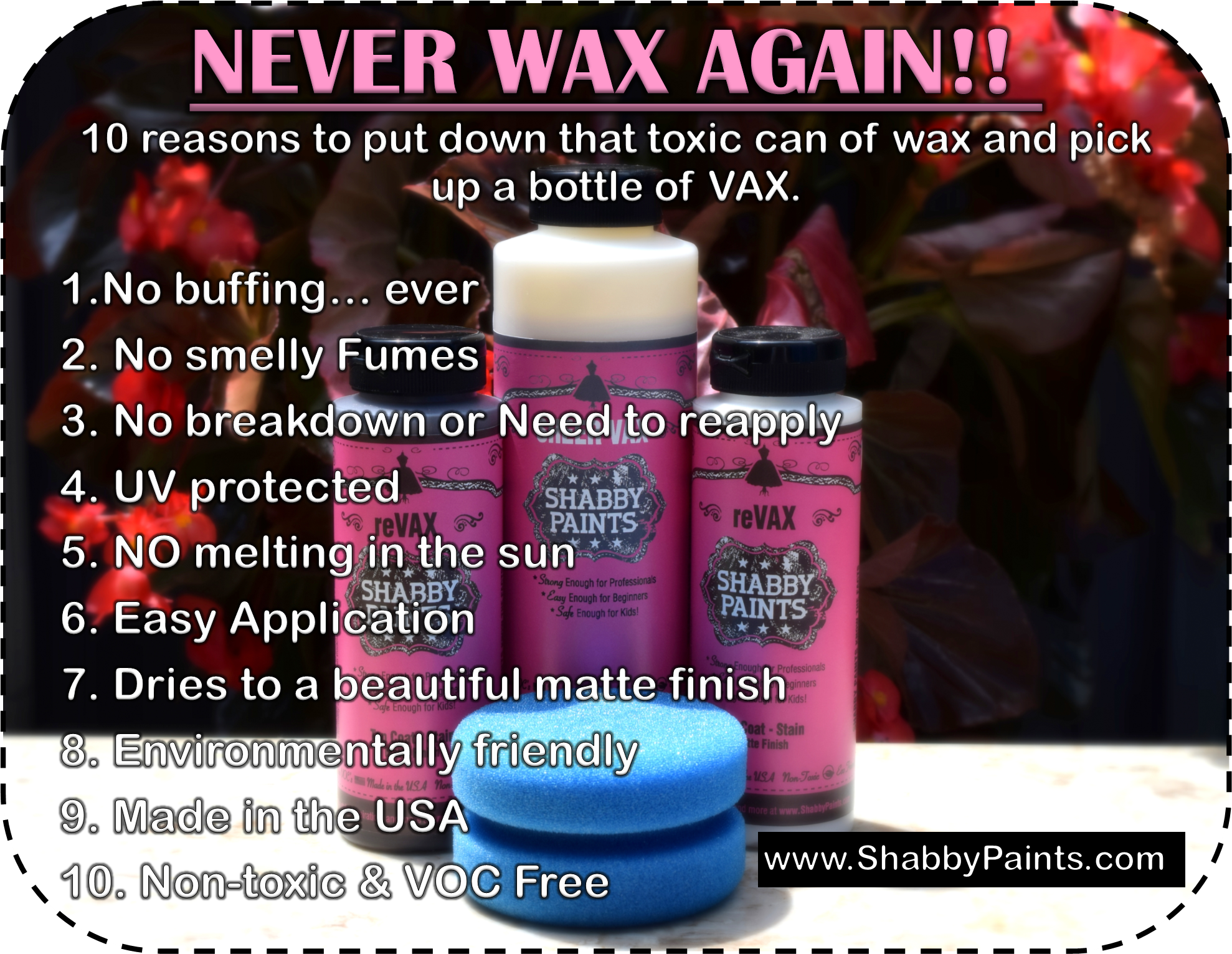 10 reasons to stop waxing and go non toxic!