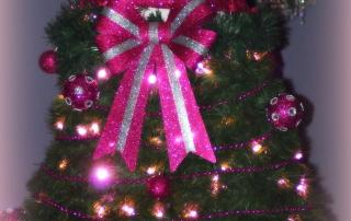 Bling Dress Form Christmas Tree
