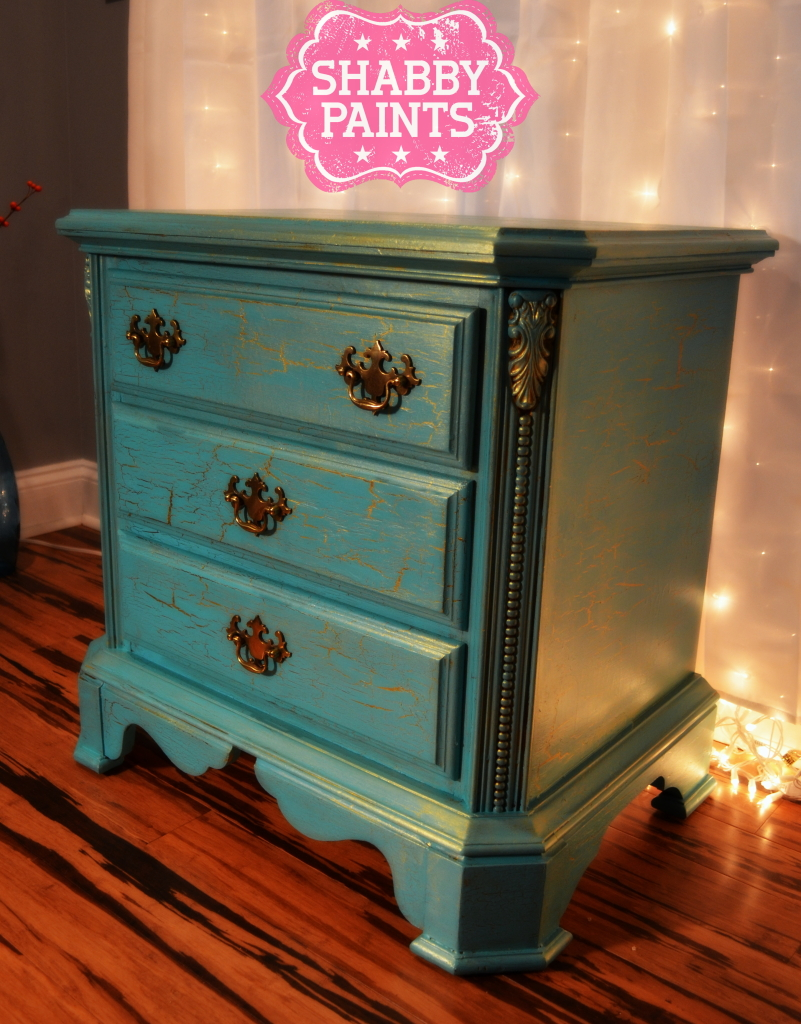 Stain Painting Furniture