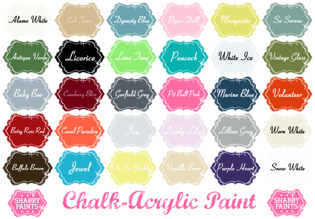 Home header shabby paints for Wholesale chalk paint