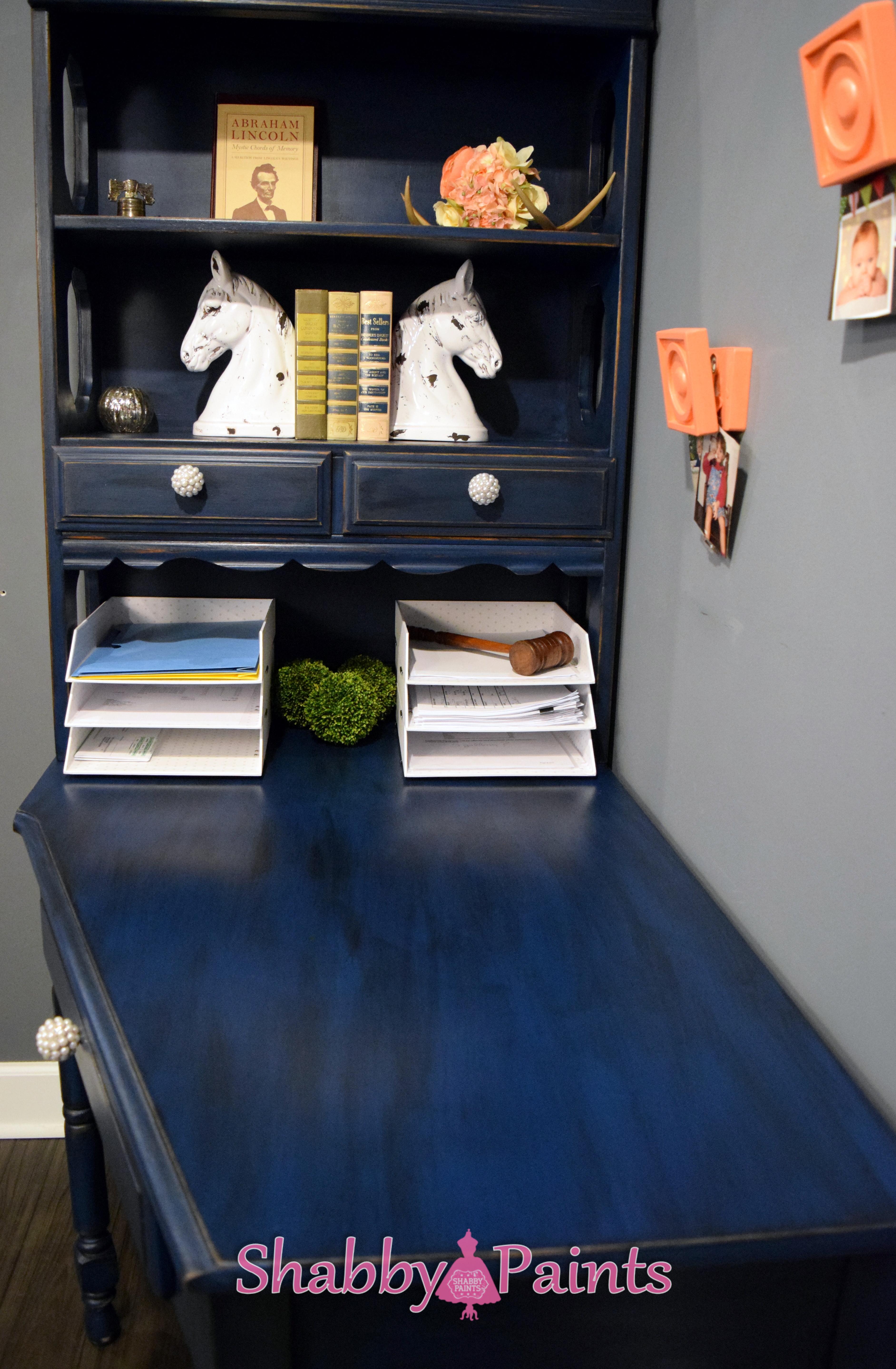 shop desks desk blue modclair bell navy