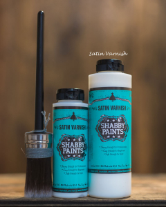 Shabby Paints Satin Varnish