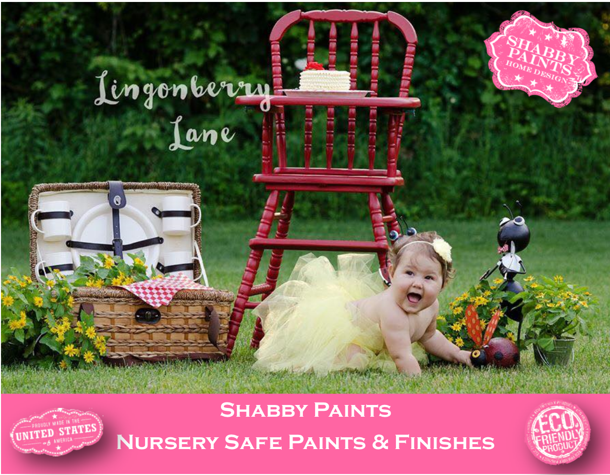 nursery safe paint