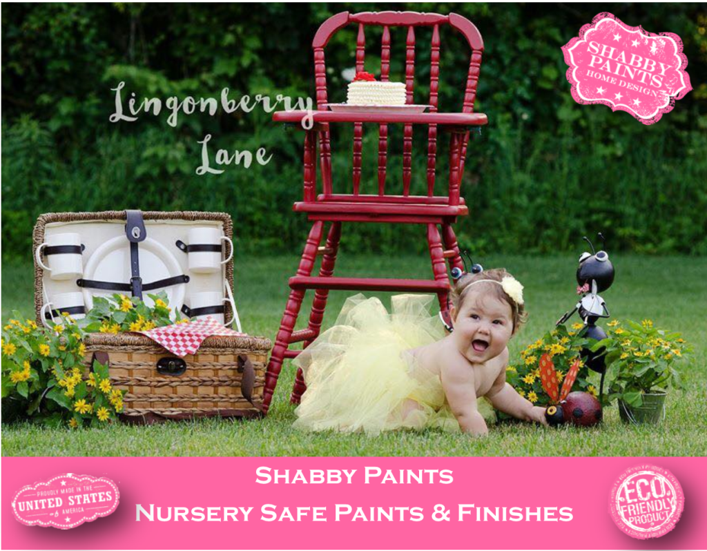 Nursery Safe Paints and Finishes