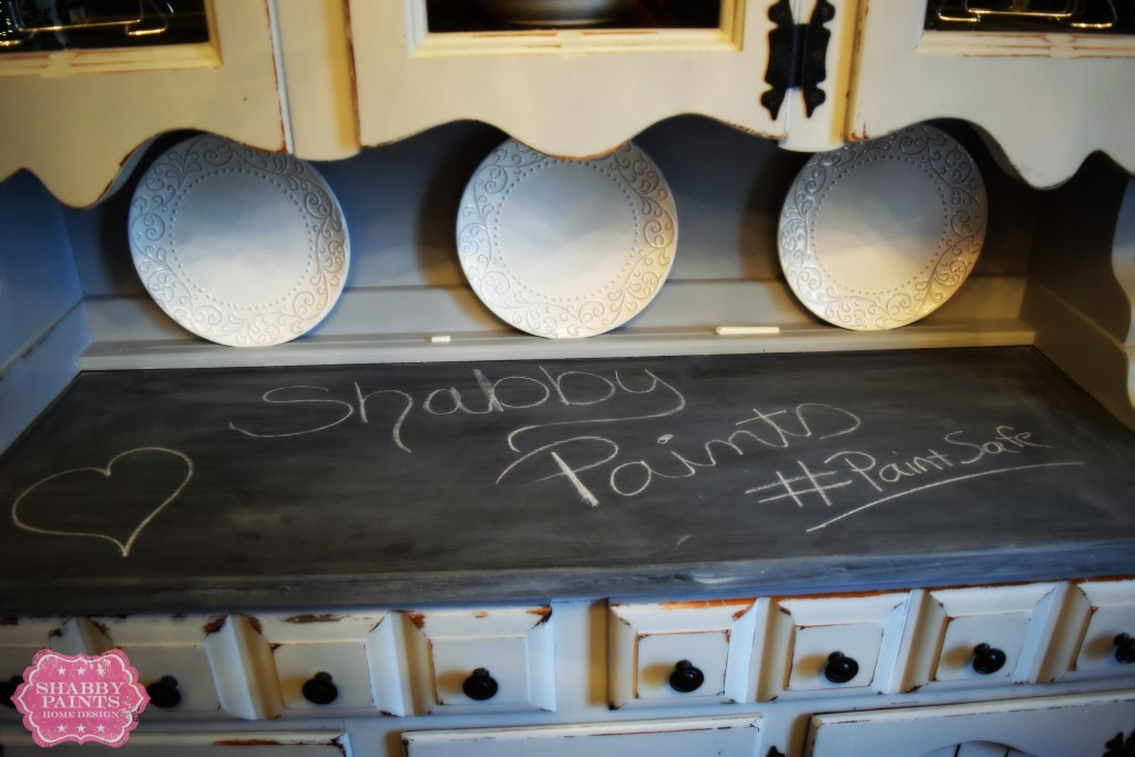 Hutch chalkboard server
