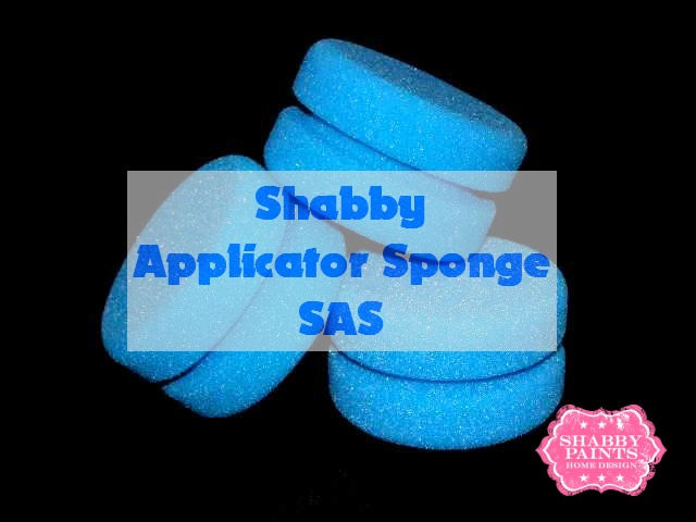 SAS Shabby Applicator Sponge