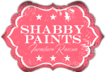 Shabby Paints Retina Logo
