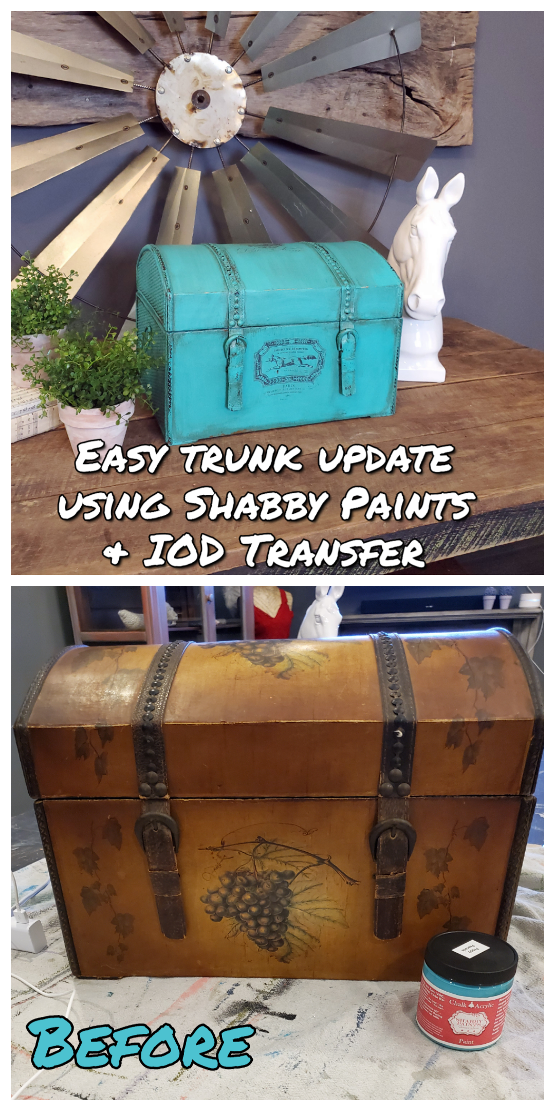 Easy trunk update